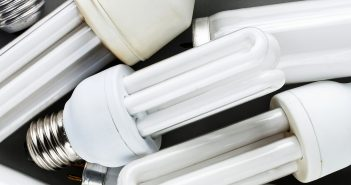 Fluorescent bulbs and other hazardous household waste