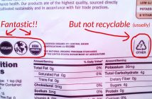 Plastic recycle code 7