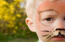 Safer face paints