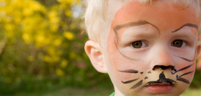 Choosing Safer Face Paints For the Kids