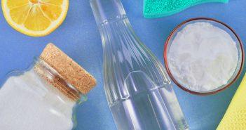 Natural Cleaners - Baking Soda & Vinegar