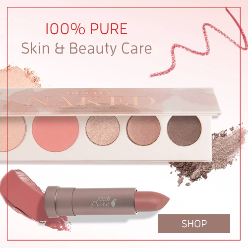 100 Percent Pure Skin & Beauty Care