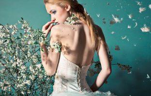 Eco Chic Wedding Dress
