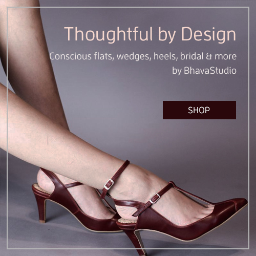 Conscious Footwear by Bhava Studio
