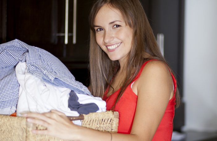 Whiten and brighten clothes naturally