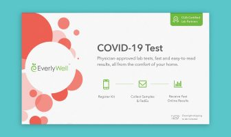 COVID-19 Tests Coronavirus Everlywell