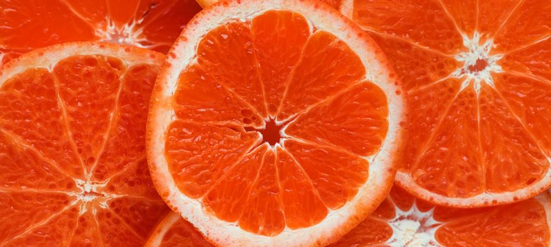 Citrus Fruits High in Vitamin C