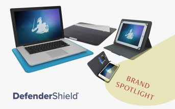 Brand Spotlight on DefenderShield