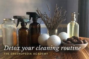 Detox your cleaning routine