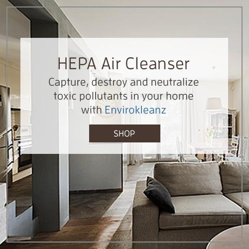 EnviroKlenz HEPA Air Filter