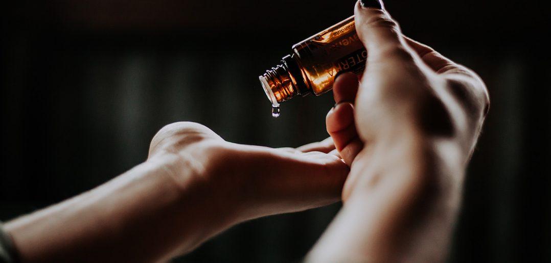 Essential Oils Potent Healing