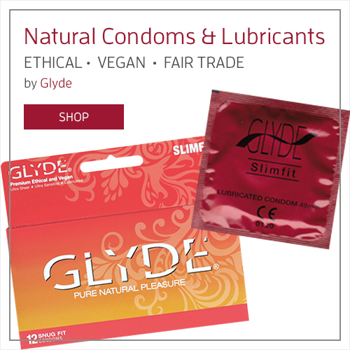 Natural Condoms and Lubricants by Glyde