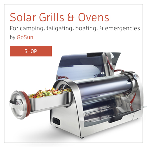Solar Grills & Ovens by Go Sun Oven