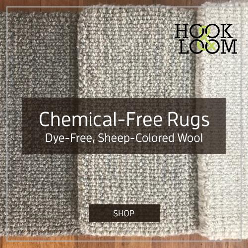 Hook & Loom Chemical Free Rugs