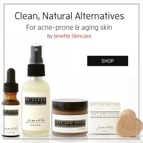 Jenette's Organic Skin Care