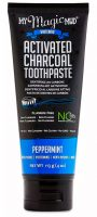 Magic Mud Activated Charcoal Natural Toothpaste