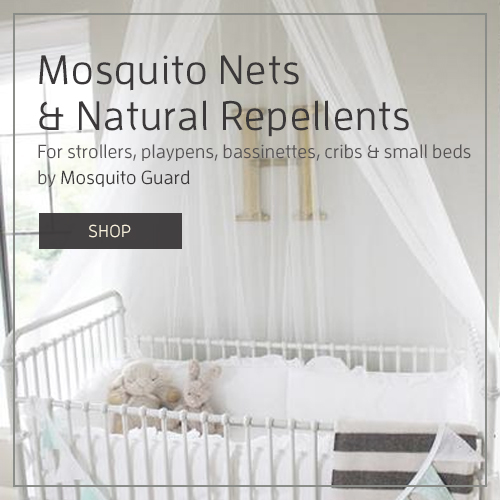 Natural Bug Repellents for Babies by Mosquito Guard