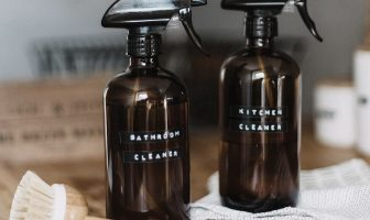 Transition to Natural Cleaners