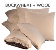 Organic Buckwool Pillow