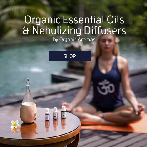 Organic Essential Oils and Nebulizers