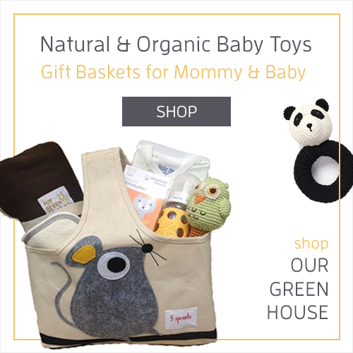 Our Green House Organic & Natural Baby Gifts