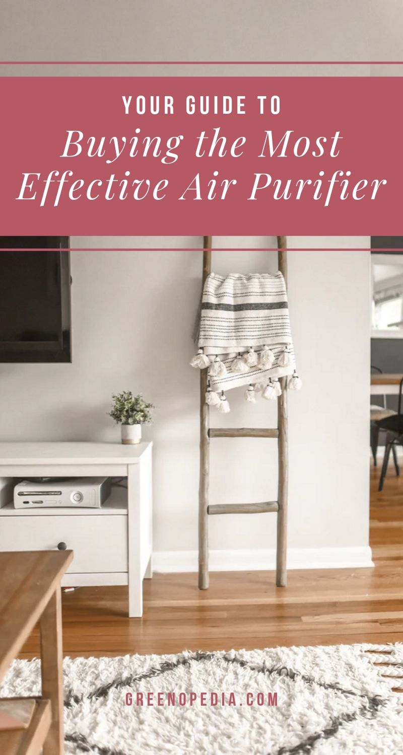How to Choose the Best Air Purifier for Your Home (The Features You Need & Those You Can Skip) | There are a few important features to consider when purchasing a new air purifier. Here's what to look for and which features to skip. | Greenopedia #airpurifier #bestairpurifier #hepaairfilter #hepaairpurifier #cleanair via @greenopedia