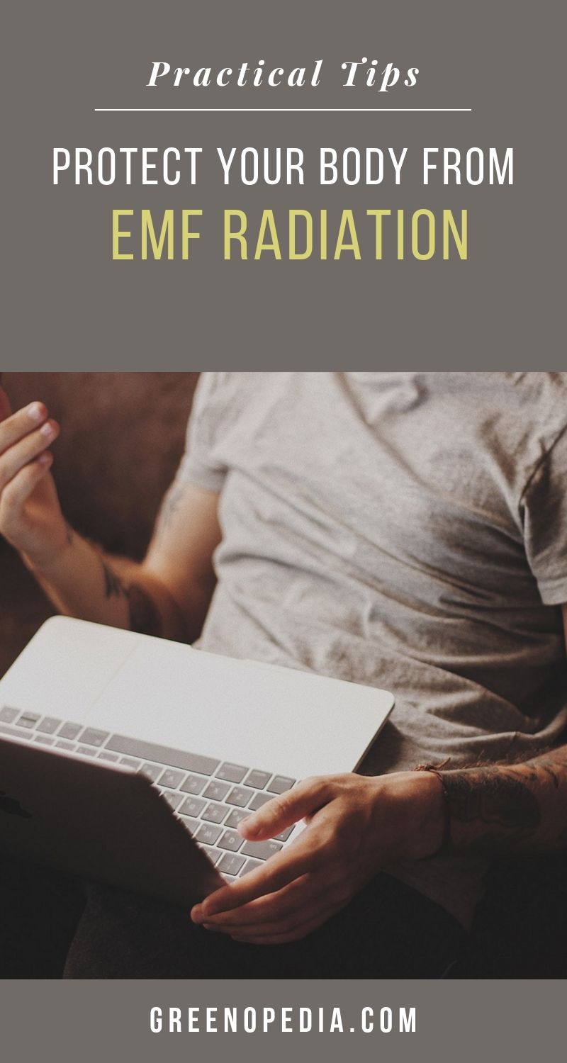 Get That Laptop Away From Your Crotch! (And Other Ways to Protect Yourself from EMF Radiation)   Simple things we can do to reduce our exposure to the EMF radiating from our devices, plus EMF-shielding products to protect us when we're using them.   Greenopedia #EMFProtection #EMFradiation #EMFexposure via @greenopedia