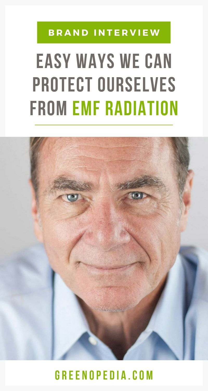 Interview with the Founder of DefenderShield EMF Protection, Daniel DeBaun   I get nerdy with Dan DeBaun, a leader in EMF protection technologies and founder of DefenderShield, as we dive into the science of this invisible radiation.   Greenopedia #EMFradiation #EMFdeviceradiation #EMFprotection #EMFblocking #blockEMF #electromagneticradiation via @greenopedia