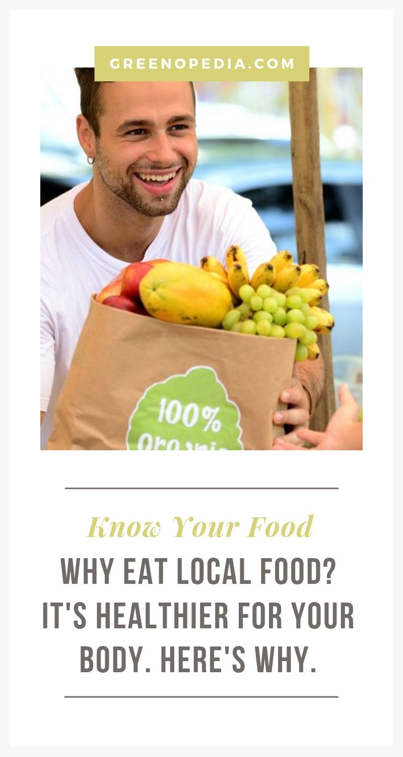 Local Food Tends to Be More Nutritious. Here's Why... | Local farms are not limited by the constraints of large industrial farms. Their wider variety of crops means more nutrients for you. Here's why. | Greenopedia #localfood via @greenopedia