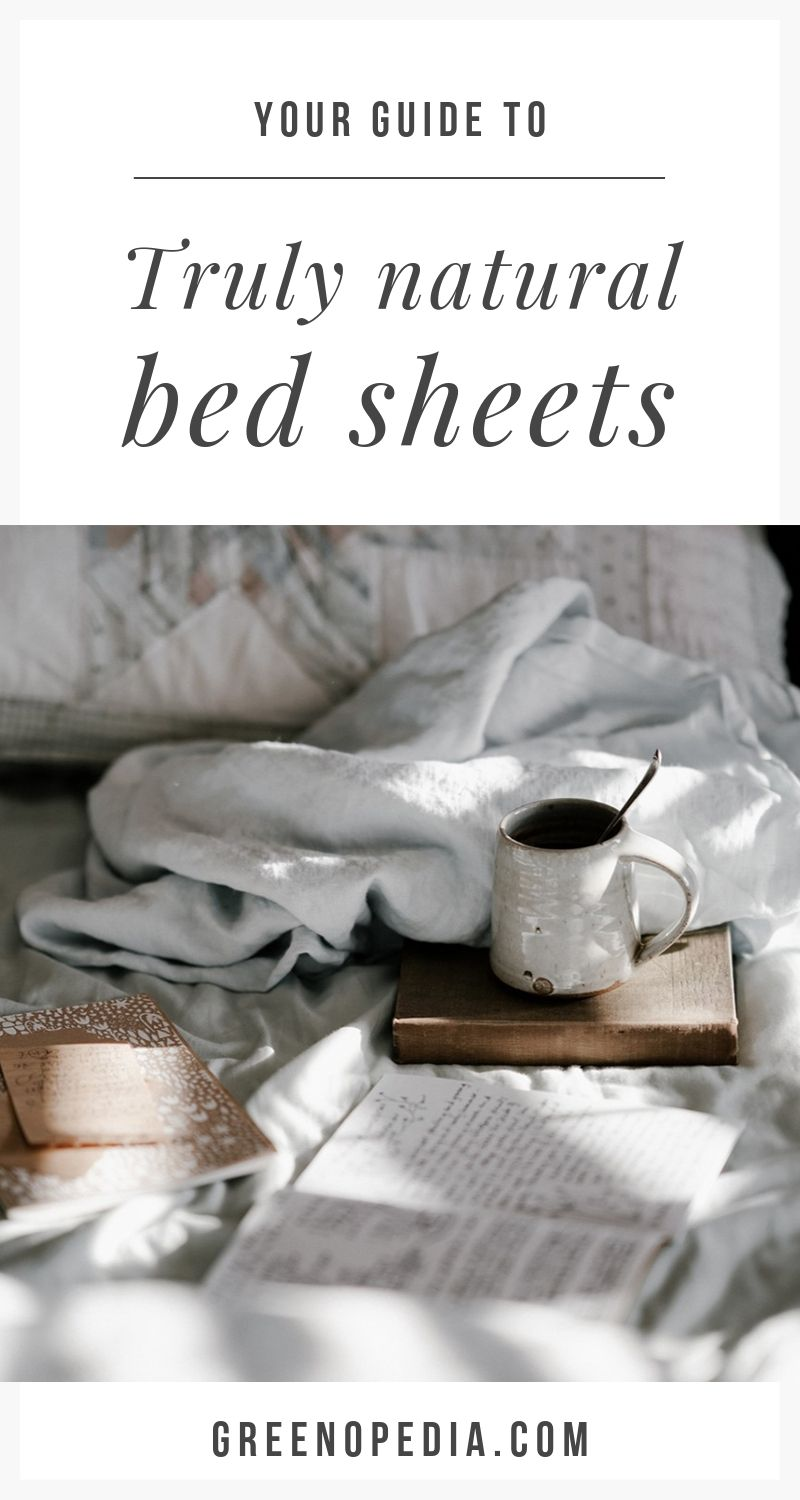 Beyond Thread Count: What to Look for in Truly Natural Bed Sheets via @greenopedia