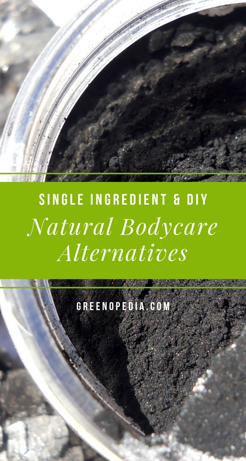 Natural Hair & Body Care Alternatives That Won't Break the Bank | You don't always need to buy pre-made products. You can use single ingredient plant oils and other natural goodies to DIY your healthy skin care routine. | Greenopedia #naturalbodycare #naturalhaircare #healthybodycare #naturalingredients #healthyingredients #naturalsoap #naturalmoisturizer #naturaldeodorant #plantoils via @greenopedia
