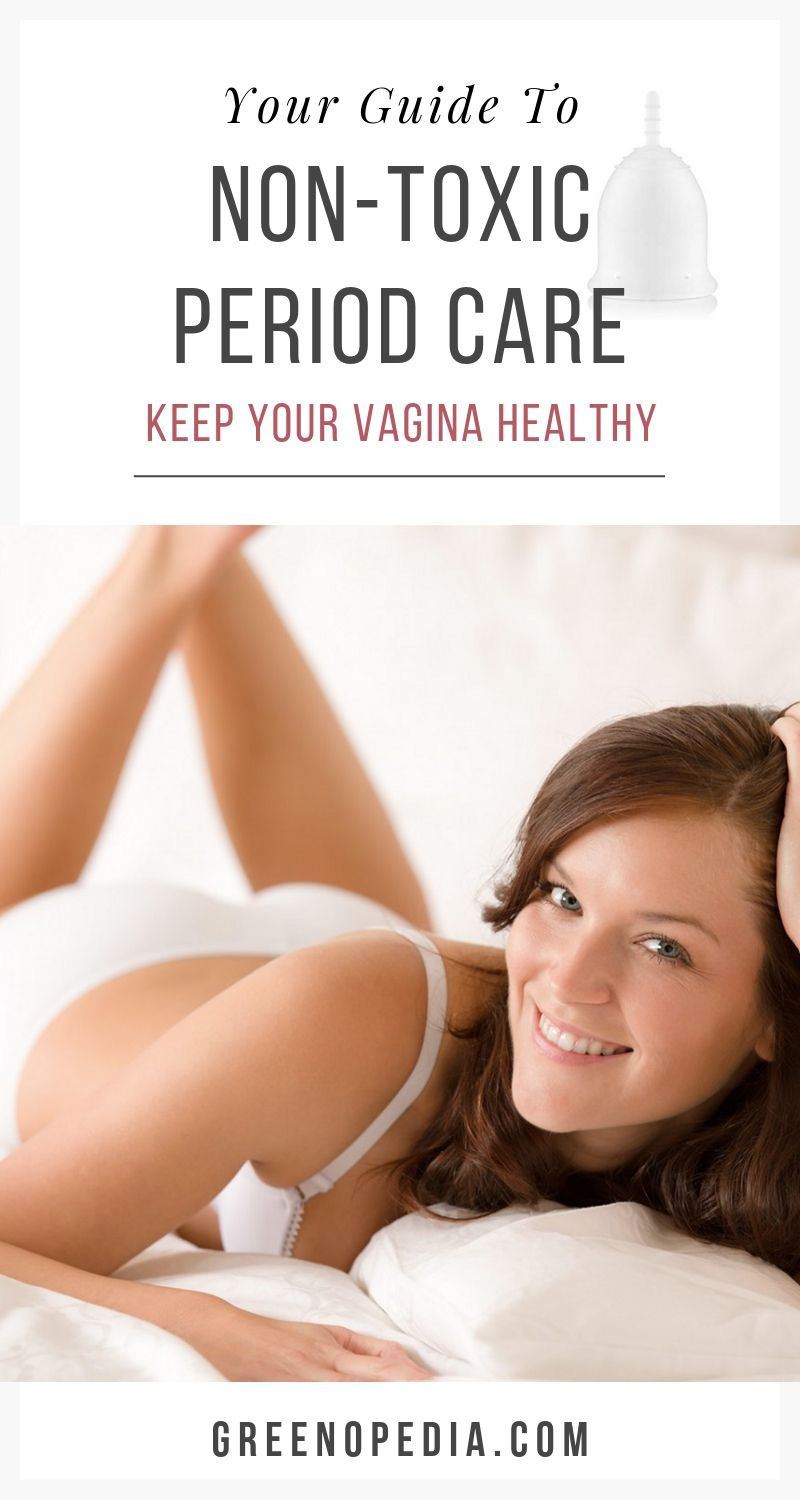 Keep Your Vagina Healthy with Non-Toxic Period Care Alternatives via @greenopedia