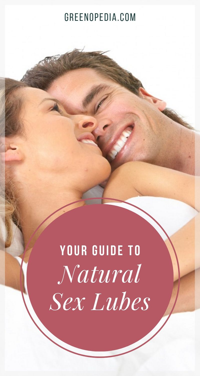 Natural Sex Lubricants: Plant Oils vs. Silicone vs. Water-Based Lubes | Natural lubricants are healthier for your body than most drugstore and sex shop lubes, which are often filled with harmful chemicals that you don't want near your sensitive bits. | Greenopedia #naturalsexlubes #naturallubricants #naturalpersonallubricants #naturallubrication #naturallubes #plantbasedlubes via @greenopedia