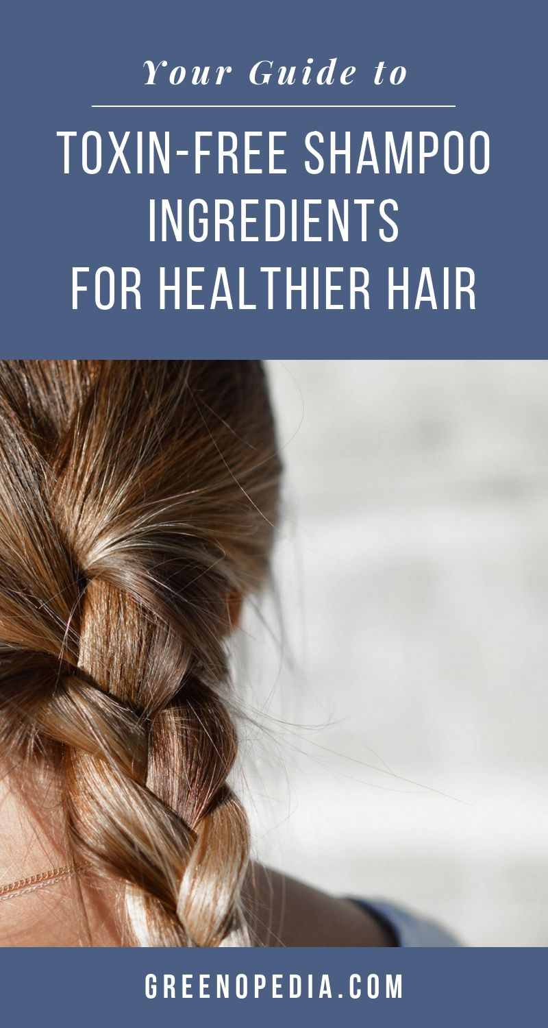 Want Healthier Hair? Try A Healthier Shampoo. | Chances are, you're washing your hair with dirty shampoo. Yep! Nasty chemicals abound, even in the most expensive salon brands. Here's what to look for. | Greenopedia #naturalshampoo #organicshampoo #naturalhair via @greenopedia
