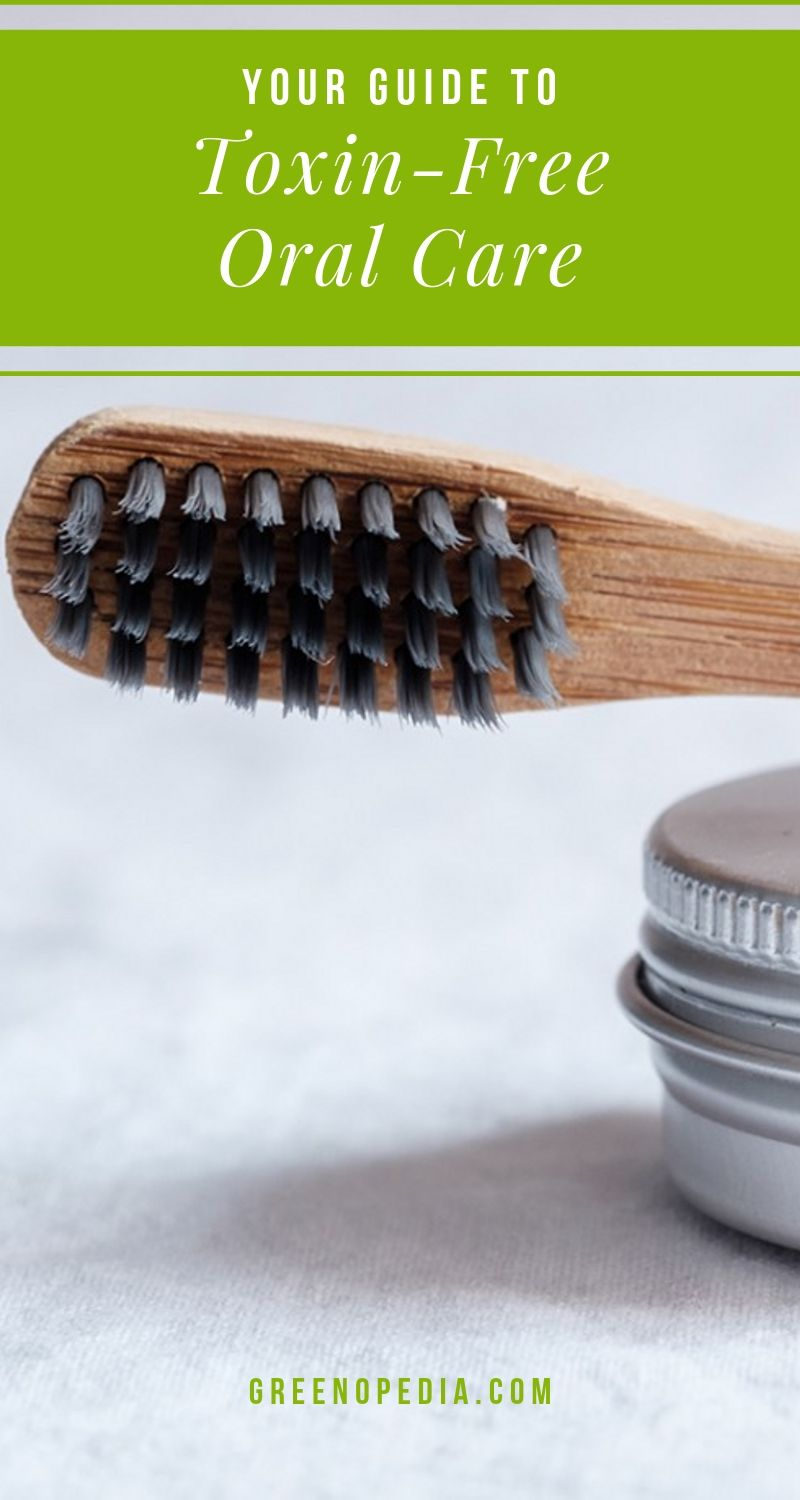 This list of natural toothpaste, toothpowders, mouthwashes, and plastic-free dental floss will help you ditch the toxins from your oral care routine. via @greenopedia