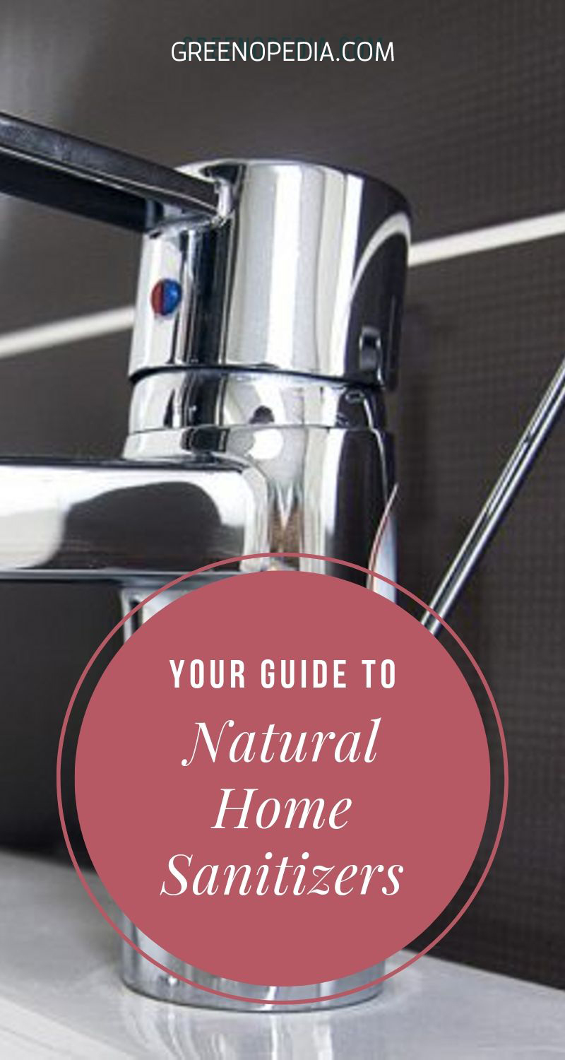 Sanitize Your Home Naturally Without Harmful Fumes | White vinegar is a natural disinfectant that effectively sanitizes your home, killing germs without the harmful fumes or residue of chlorine bleach. | Greenopedia #sanitizenaturally #ChlorineBleachAlternative #naturalcleaners via @greenopedia