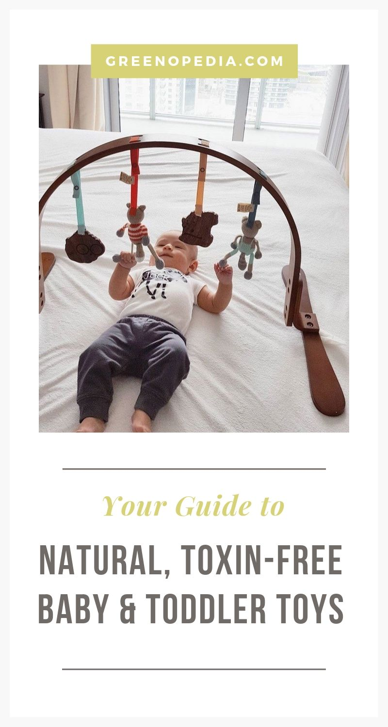 Non-Toxic Toys For Children (Can you believe we even have to write this article?) | Here are a few simple tips on how to avoid toys made from harmful chemicals and how to choose toys made from safer, healthier materials instead. | Greenopedia #nontoxictoys #healthiertoys #organictoys #naturaltoys #organicbabytoys #organickidtoys #naturalbabytoys #naturalkidtoys via @greenopedia