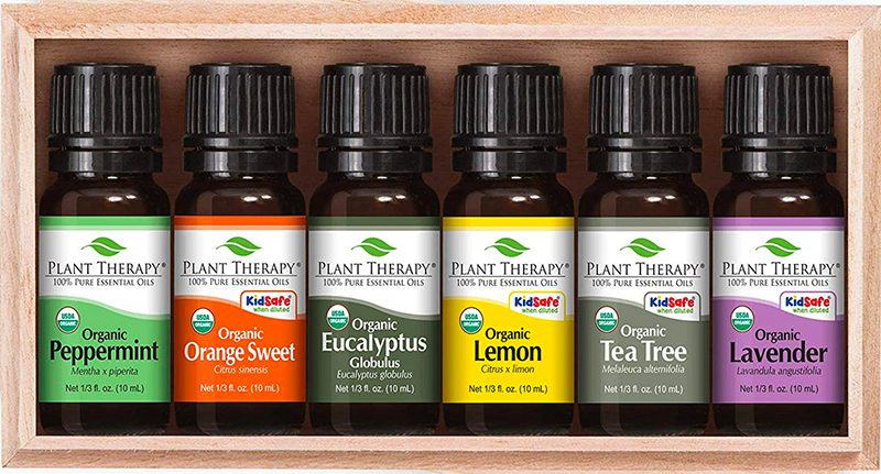 Plant Therapy Organic Essential Oils