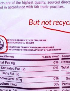 Plastic recycle code 7