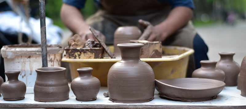 Pottery That Is Not Food Safe