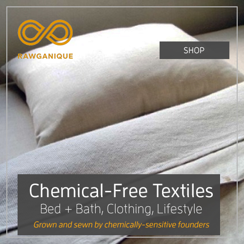 Rawganique Organic, Toxin-Free Bedding