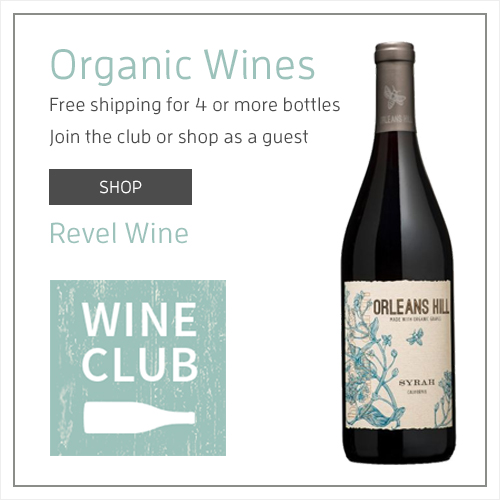 Organic Wine by Revel