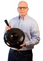 Rich Bergstrom, founder of Xtrema Ceramic Cookware