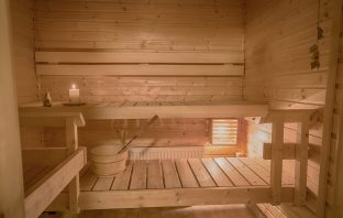 Sauna Detoxification
