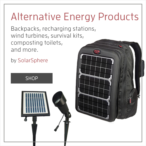 Alternative Energy Products by Solar Sphere