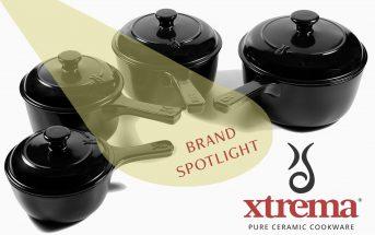Spotlight on Xtrema Ceramic Cookware