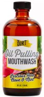 Oil Pulling Mouthwash by The Dirt