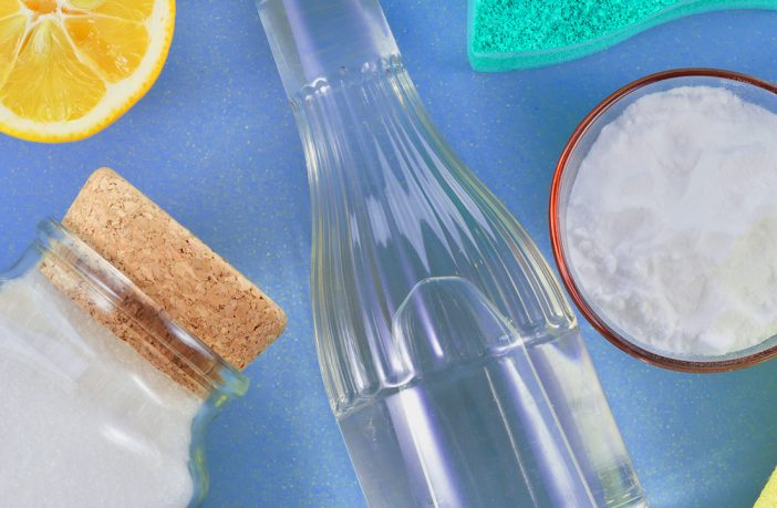 Natural Cleaners - Baking Soda & Vinegar