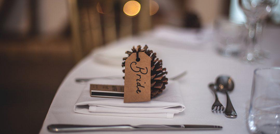 Eco wedding invites - sustainable